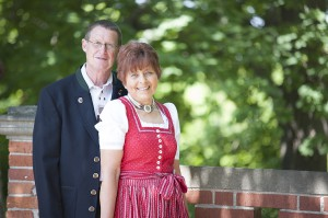 Sabine & Gerhard